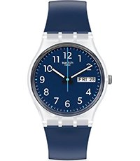 GE725 Rinse Repeat Navy 34mm