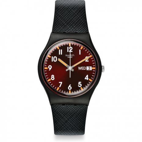 Swatch Sir Red horloge
