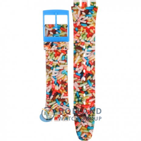 Swatch SUOW705 Sprinkled band