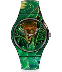 SUOZ333 The dream by Henri Rousseau 41mm