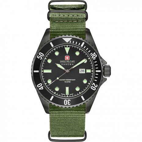 Swiss Military Hanowa 06 8279 13 007set Sea Lion Horloge