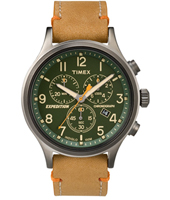 TW4B04400 Expedition Scout 40mm Stoere chronograaf met verlichting