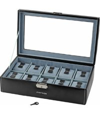 bond-10-black1 Watch storage box