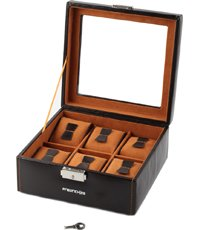 bond-6-brown1 Watch storage box