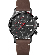 01.1543.107 Attitude Chrono 44mm
